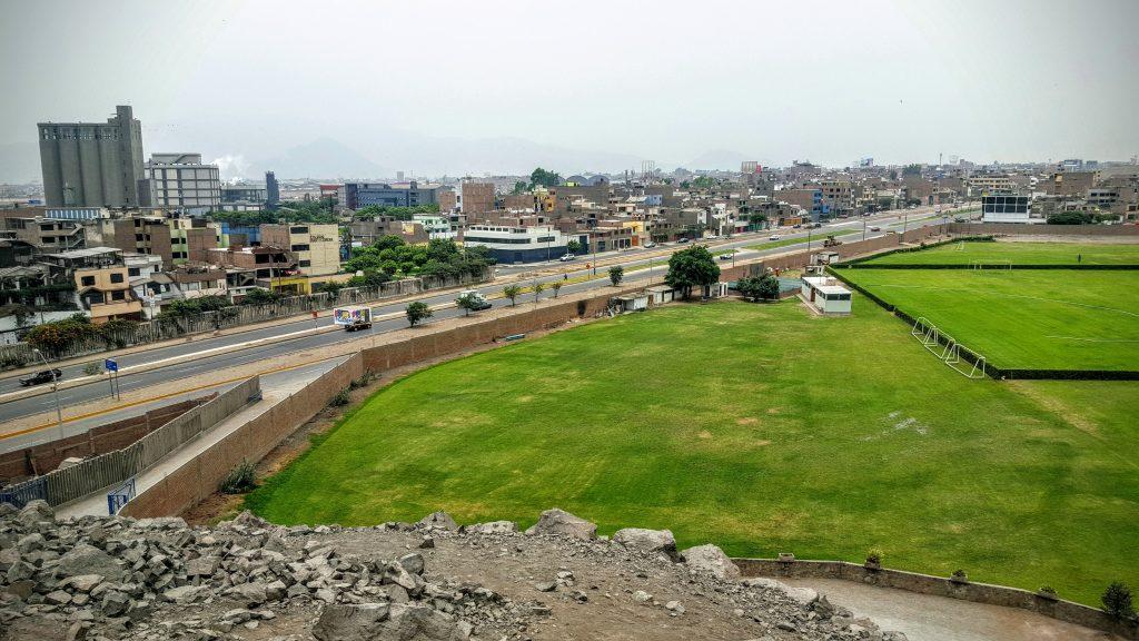Urban sprawl creeps up on Purochuco