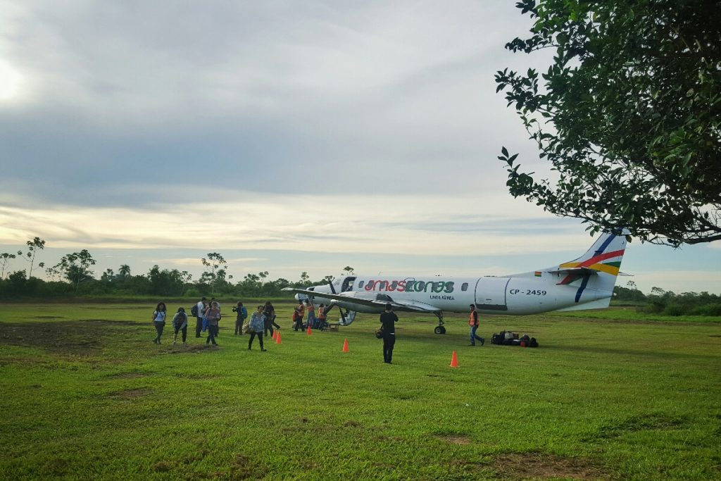 Reyes Airport