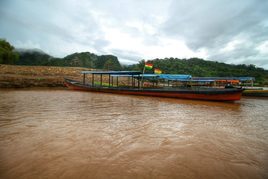 Longboats rule the rivers